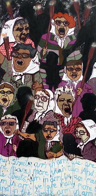 Madres de Plaza De Mayo by Syrkus