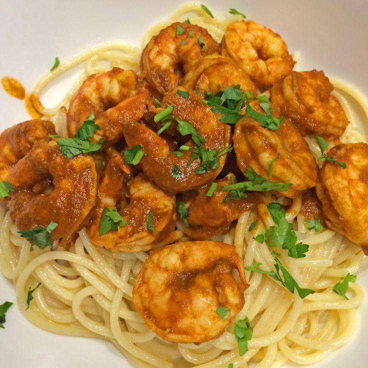 how to make shrimp diablo