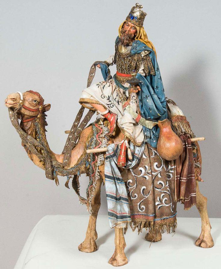 camellos en el belen -