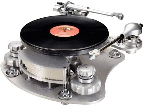 two tonearms means mega money