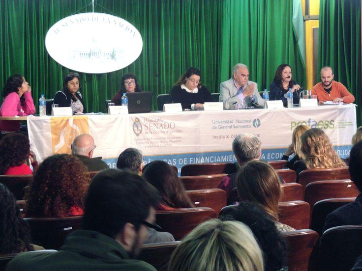 Hugo Horacio Iacovino, Fundación Bania. Los servicios de las Cooperativas de crédito y las Mutuales como alternativas de financiamiento de la ESS.