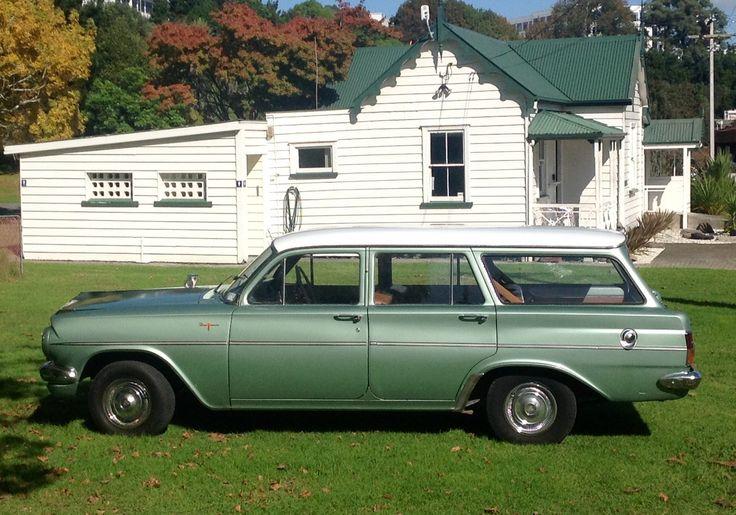 1964 EH Premier wagon