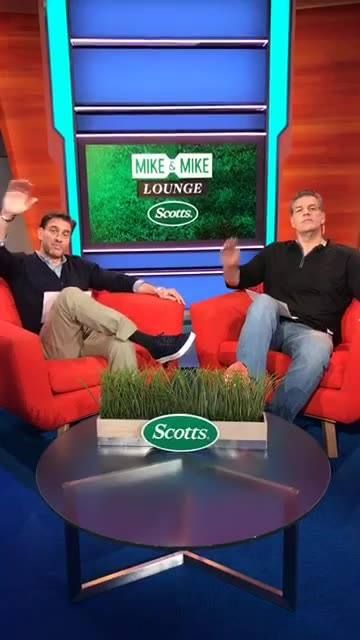 Mike and Mike are taking your NBA playoffs questions from the Scotts Lawn Care Green Lounge!