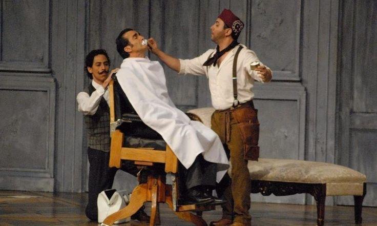 Conferencia sobre El barbero de Sevilla en el bicentenario de su estreno