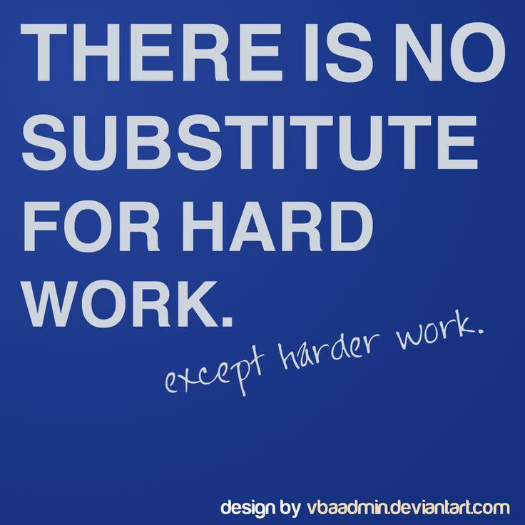 The Value of Hard Work..... Jennifer Maggio