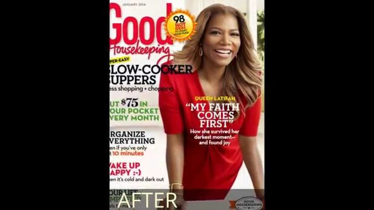 Celebrity weight loss secrets - Queen Latifah