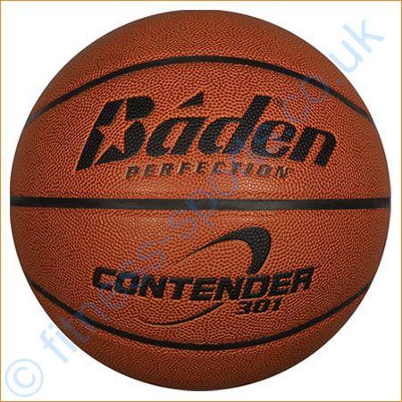Baden Contender basketball. Size 7. FIBA match indoor.