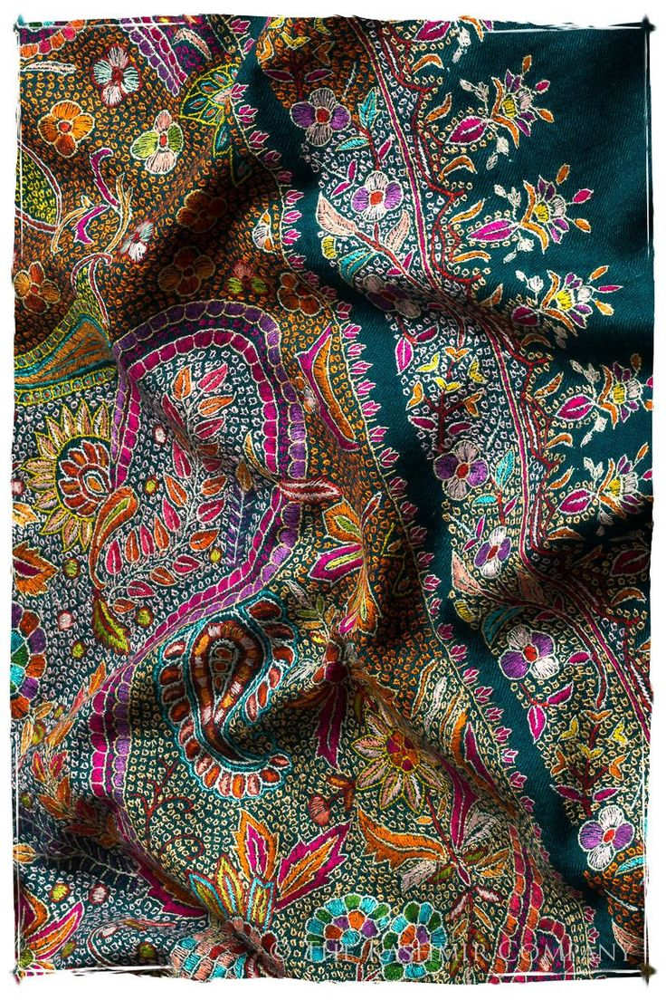 9 Best Kashmir Paisley Shawl images  Kashmiri shawls