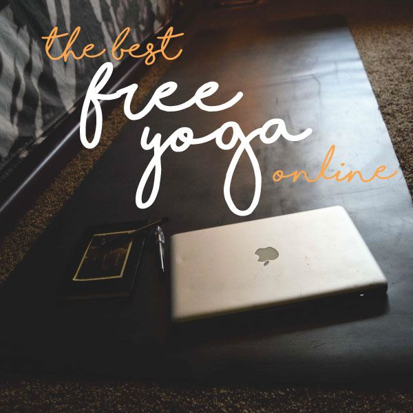 Want to know where to find the best free online yoga classes? Read on for links to my favorite content.