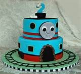 Thomas The Train Birthday Cake Www 1gateau Com Party Ideas