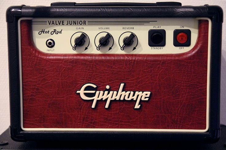 [Vends] Epiphone Valve Junior HOT ROD - Forum ampli guitare