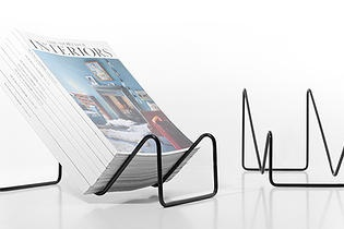 Graph Magazine Rack | Mode