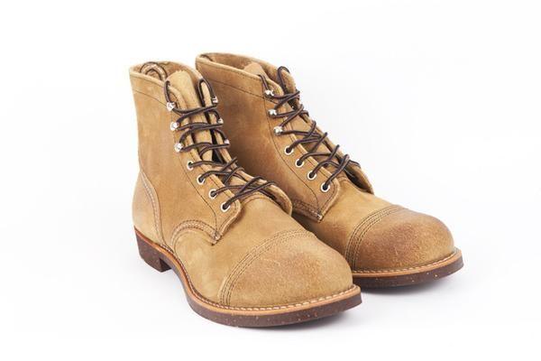 Iron Ranger Boots 8113