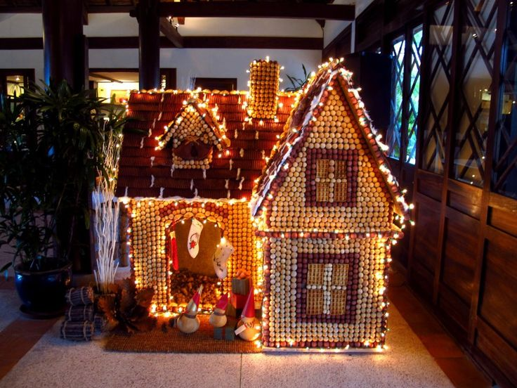 19 best Sustainable Holiday DIY Decorations images on Pinterest ...