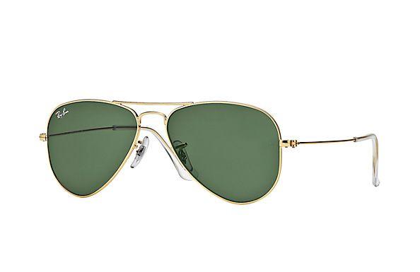 Ray-Ban RB3044 L0207  52-14 Aviator Small  Sunglasses   Ray-Ban UK