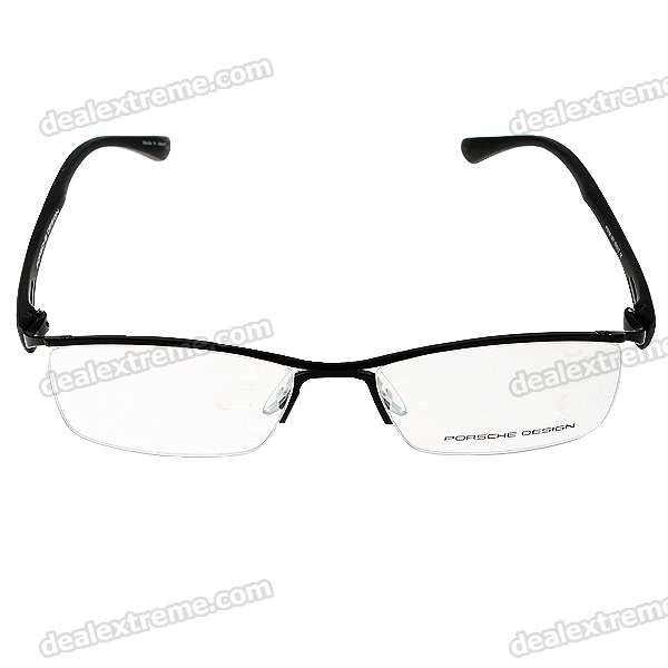 Frame material: Alloy with high quality plating - Face shape match: Unisex - Fashionable design, nice looking and comfortable wearing - Comes with hard protective case http://j.mp/1lkt1EP
