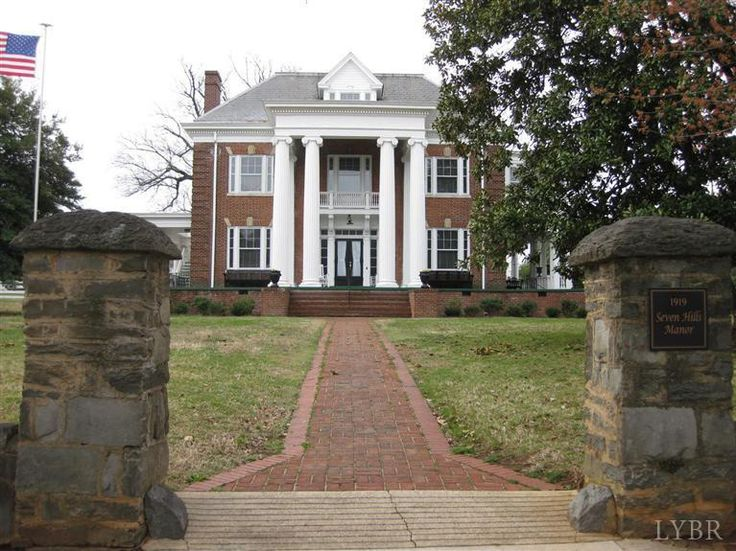 52 best mansions and homes of lynchburg va images on for Home builders in lynchburg va