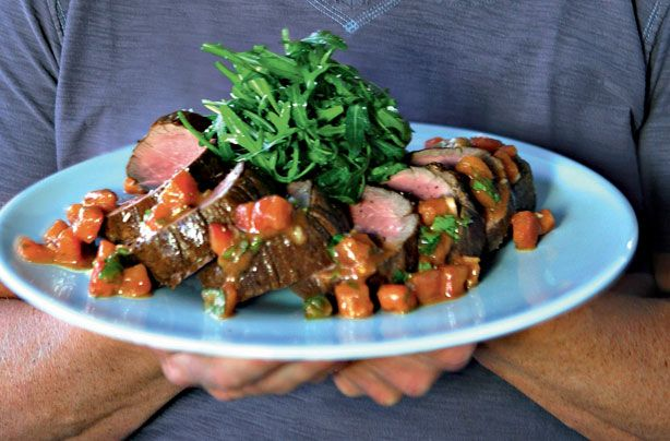 how to cook beef fillet