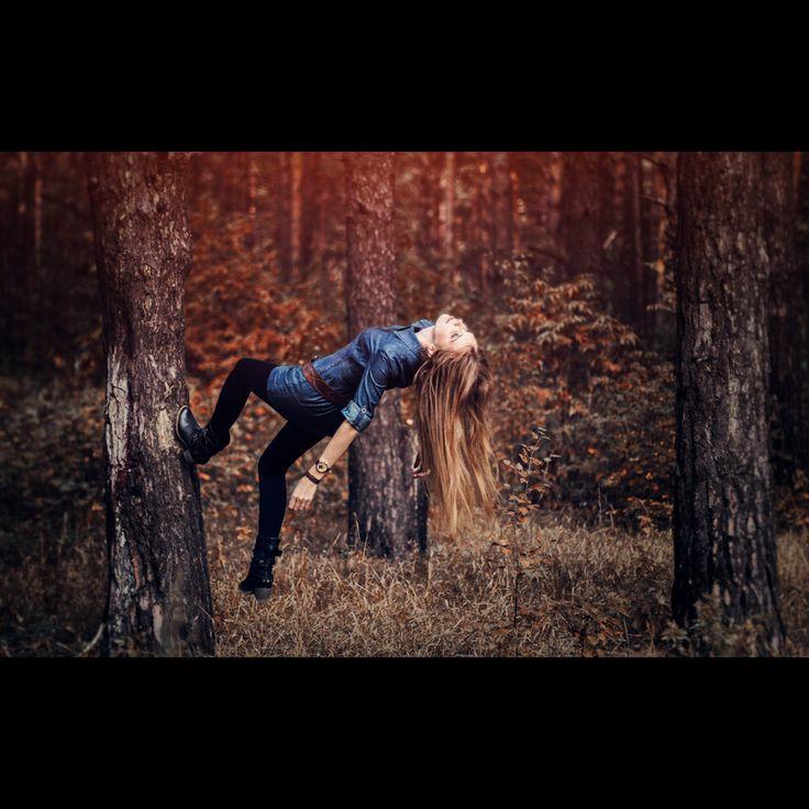 Katerina Fly 5 by Евгений Васильев on 500px