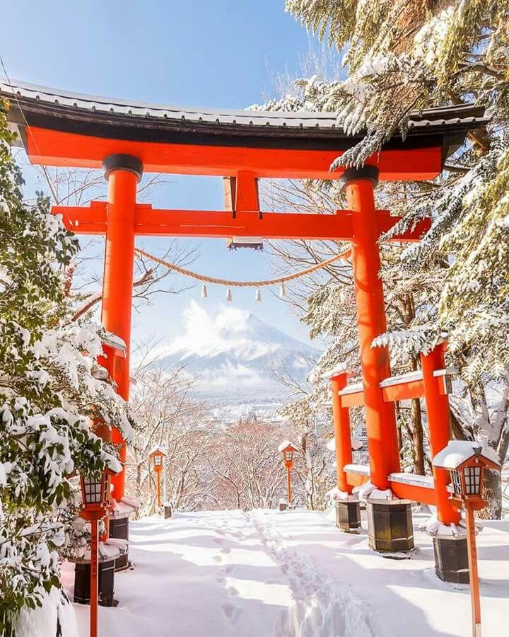 🇯🇵 Symbols of Japan ⛩🗻❄️ with JAPAN AIRLINES (JAL) & Découvrir le Japon