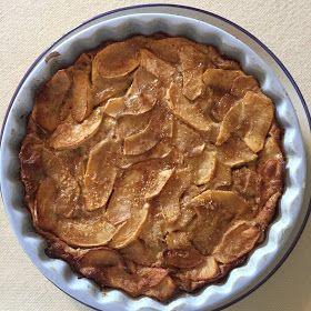 Una torta francese semplicissima da preparare e di grande effetto. Va servita tiepida nella teglia accompagnata da una pallina di gelato o d...