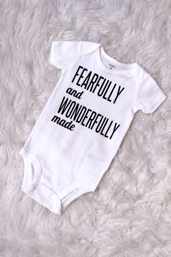 Fearfully and Wonderfully White Bodysuit by BlessedBlindSheep
