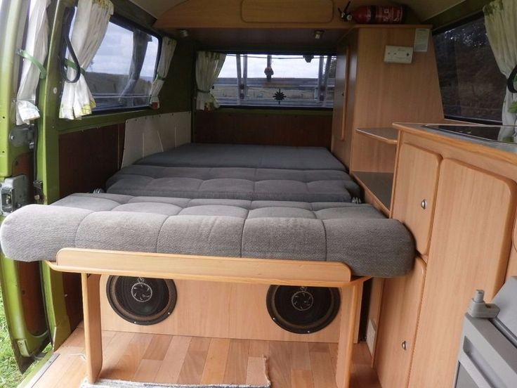 We are selling Gustav(Gus) our LHD 1979 VW T2 late bay camper van, he was…