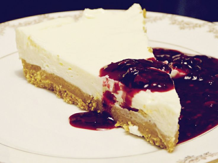 Le meilleur ( le plus facile) cheesecake du monde