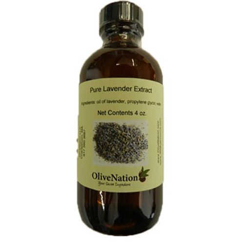 Pure Lavender Extract  $18.00 http://www.fancyflours.com/product/pure-lavender-extract/Extracts-Flavorings