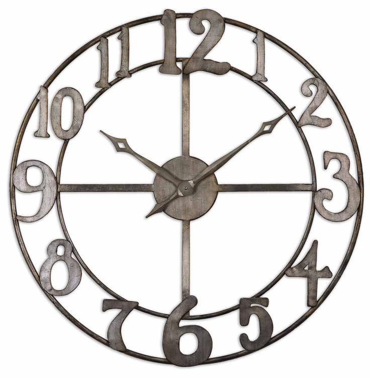 Extra Large Kitchen Wall Clocks