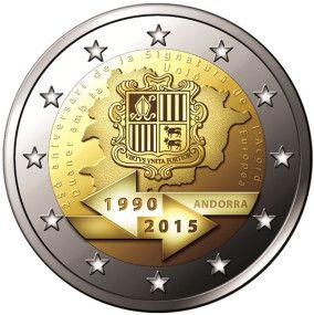 2€CC Andorra 2015 Aduana