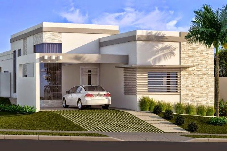Inspire-se com as calçadas e decida qual piso utilizar! Na hora de construir nossa sonhada casa são tantas escolhas não é mesmo? E ca...