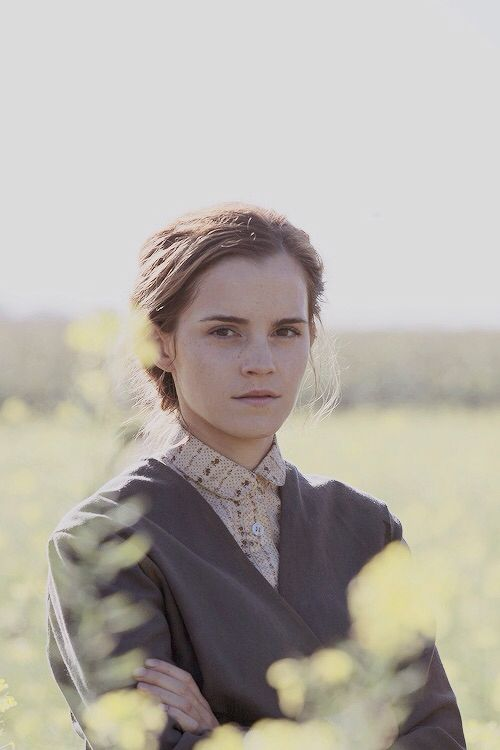 Emma in her new movie 'Colonia' SUCH A GOOD MOVIE