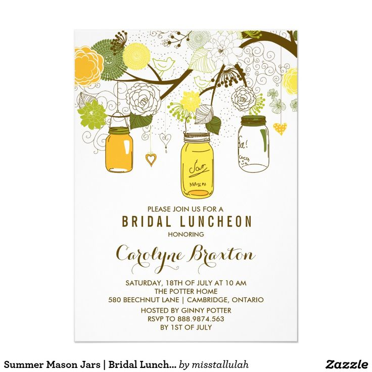 The 25 best bridal luncheon invitations ideas on for Wedding brunch invitations