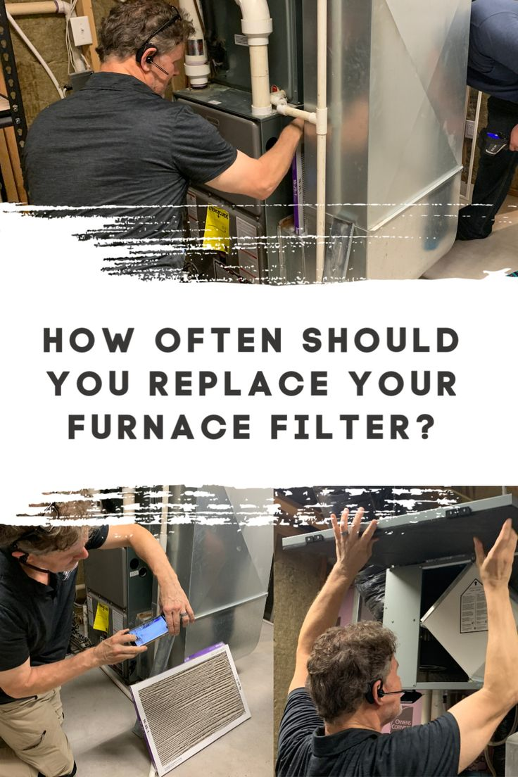 How Often Should You Replace Your Furnace Filter? Home