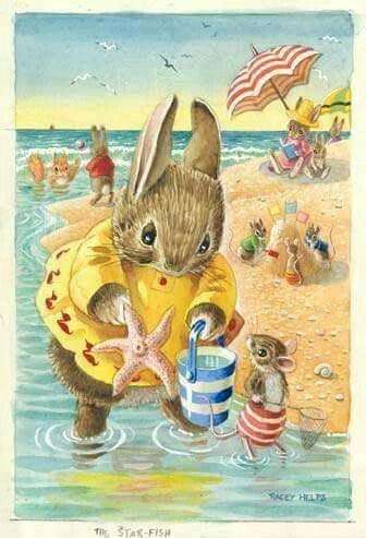 29 Best Easter On The Beach Images On Pinterest Bunnies