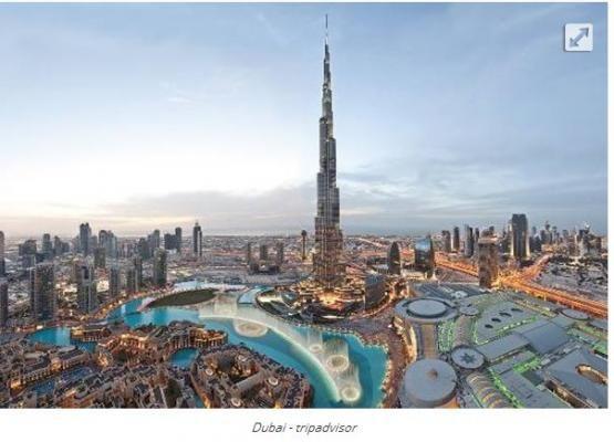 Ini Caranya - Tips Bulan Madu di Dubai Berdasarkan Tipe Pasangan