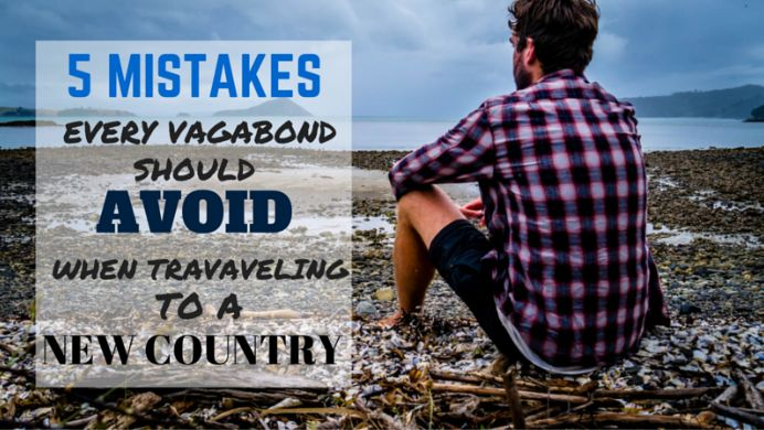 After more than 2 years traveling around the world, I've made many mistakes but, I've learned a lot out of them. Here are tips that will help new travelers avoid travel misfortunes.