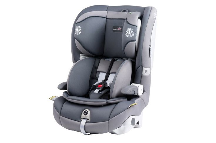 Britax Safe N Sound Maxi Guard Pro - Pebble Grey $479 on sale Baby Bunting