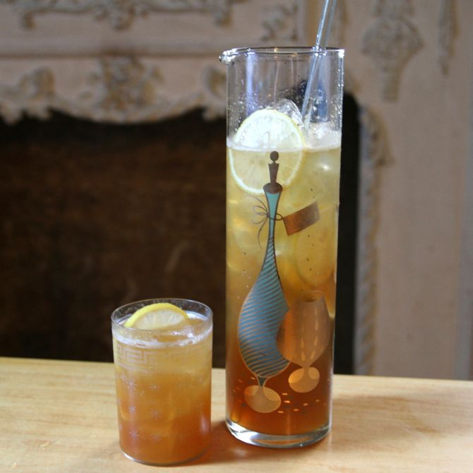 Food & Wine: Rye and Pimm's Punch