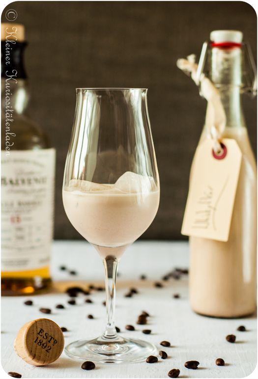 hausgemachter Whiskylikör