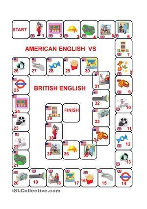 """Képtalálat a következőre: """"british-american words"""""""