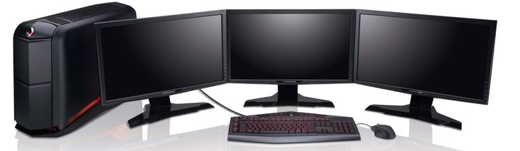 Alienware Ultimate Gaming Setup