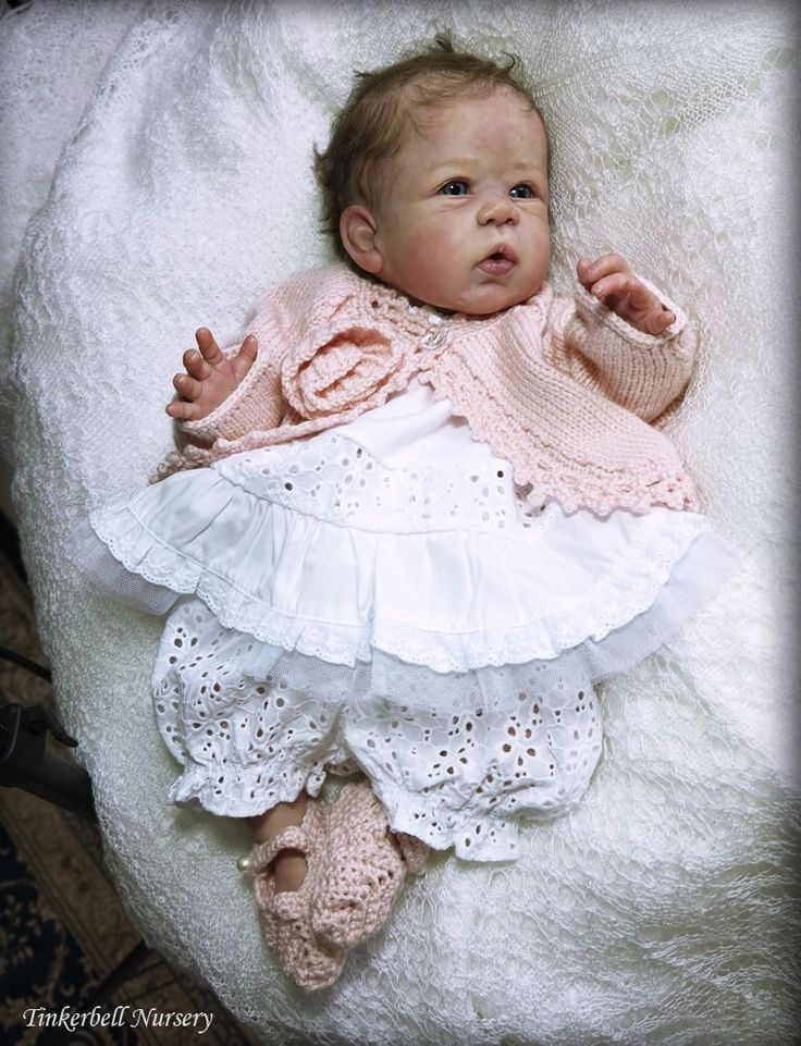 Anna by Linda Murray - Online Store - City of Reborn Angels Supplier of Reborn Doll Kits and Supplies
