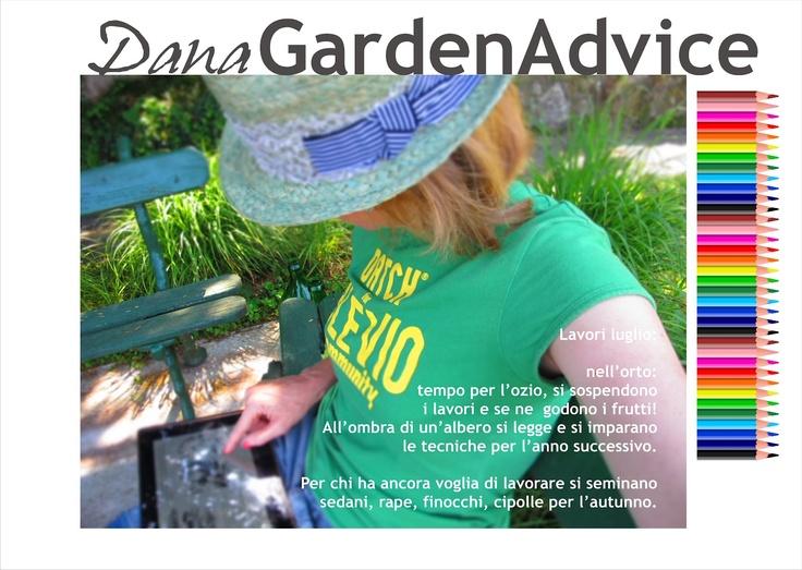 Dana Garden Advice_luglio
