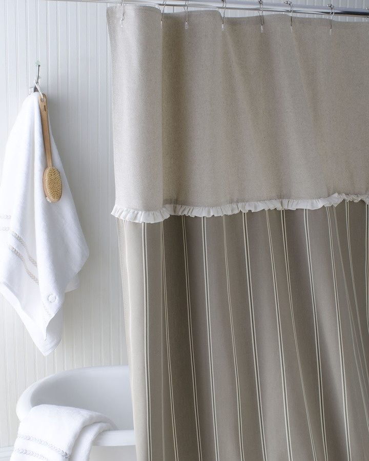 17 Best Images About Ruffled Shower Curtains On Pinterest