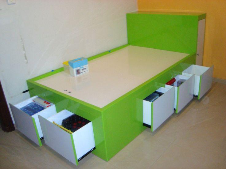 Functional bed design