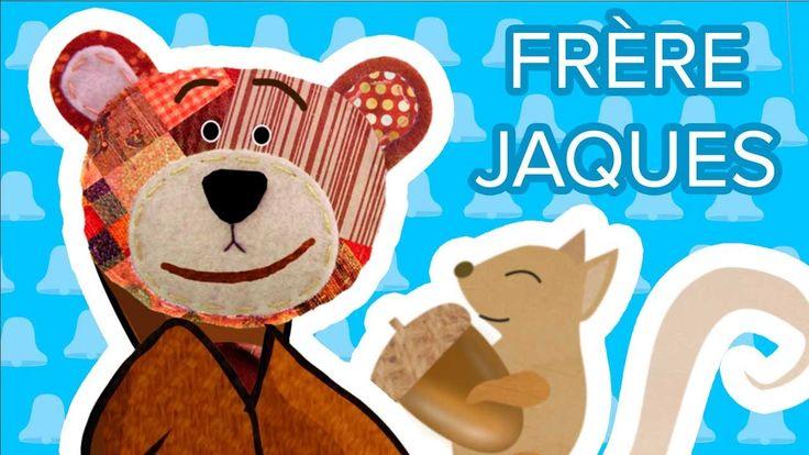 Frère Jacques - Canción de cuna en francés y español