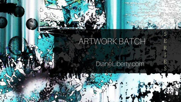 Artwork Batch series - YouTube