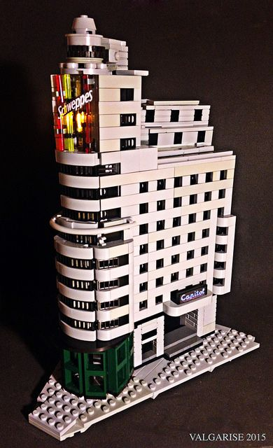 50 best lego architecture, high-tech images on pinterest | lego